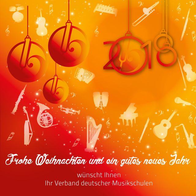 Frohe Weihnachten und ein gutes neues Jahr! - Aus dem VdM - Verband ...
